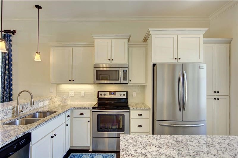 Kitchen Stainless Appliances