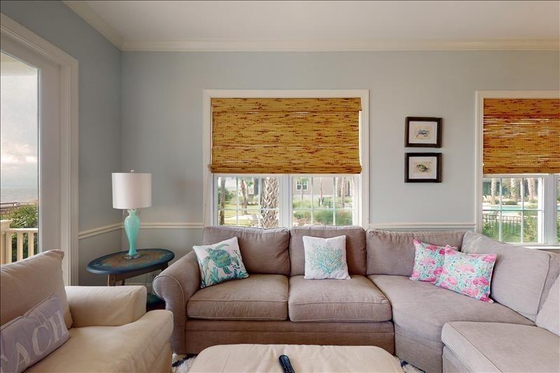 Living Area Comfy Sofa