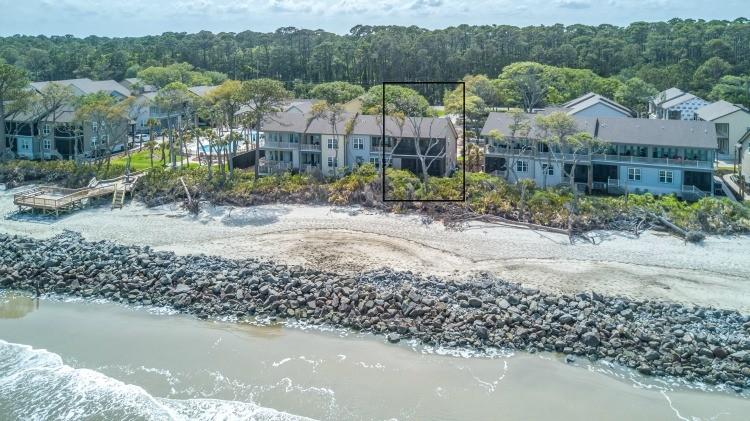 Back of Ocean Cottage 120