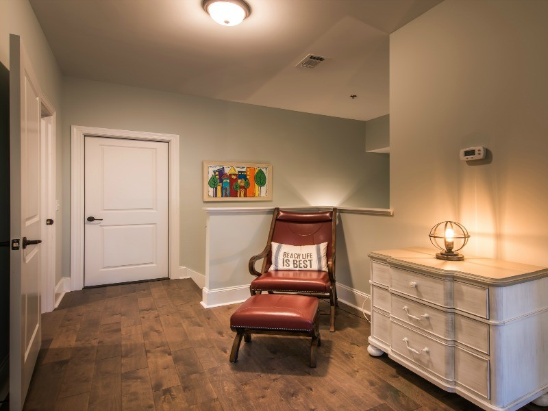 Second Floor Sitting Area