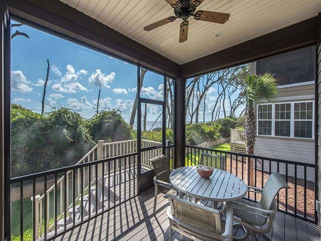 Lower Screened Porch