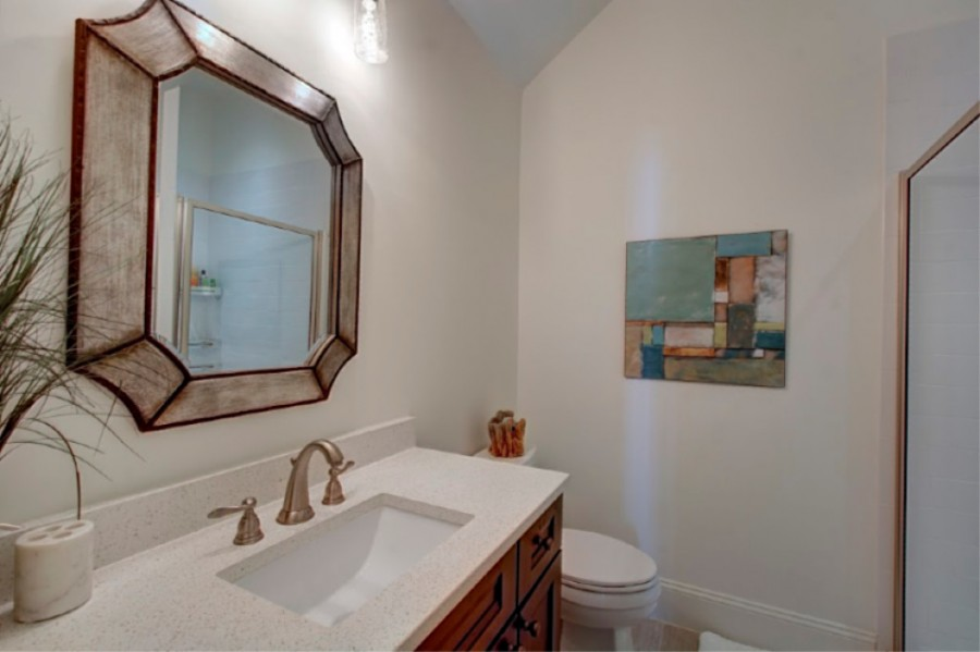 Second Upstairs Guest Bath