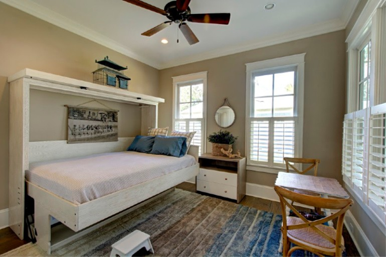 Downstairs Guest Room 1