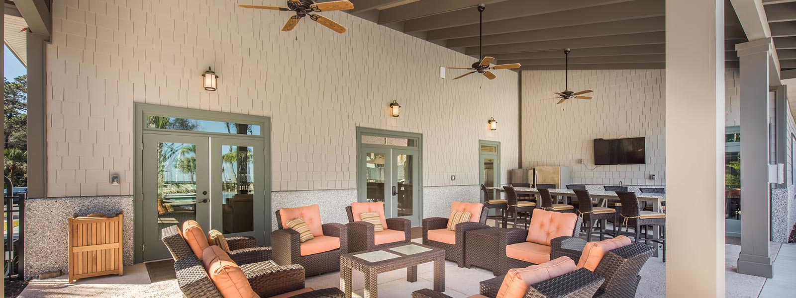 Beach Vacation Rentals at The Cottages at Jekyll Island