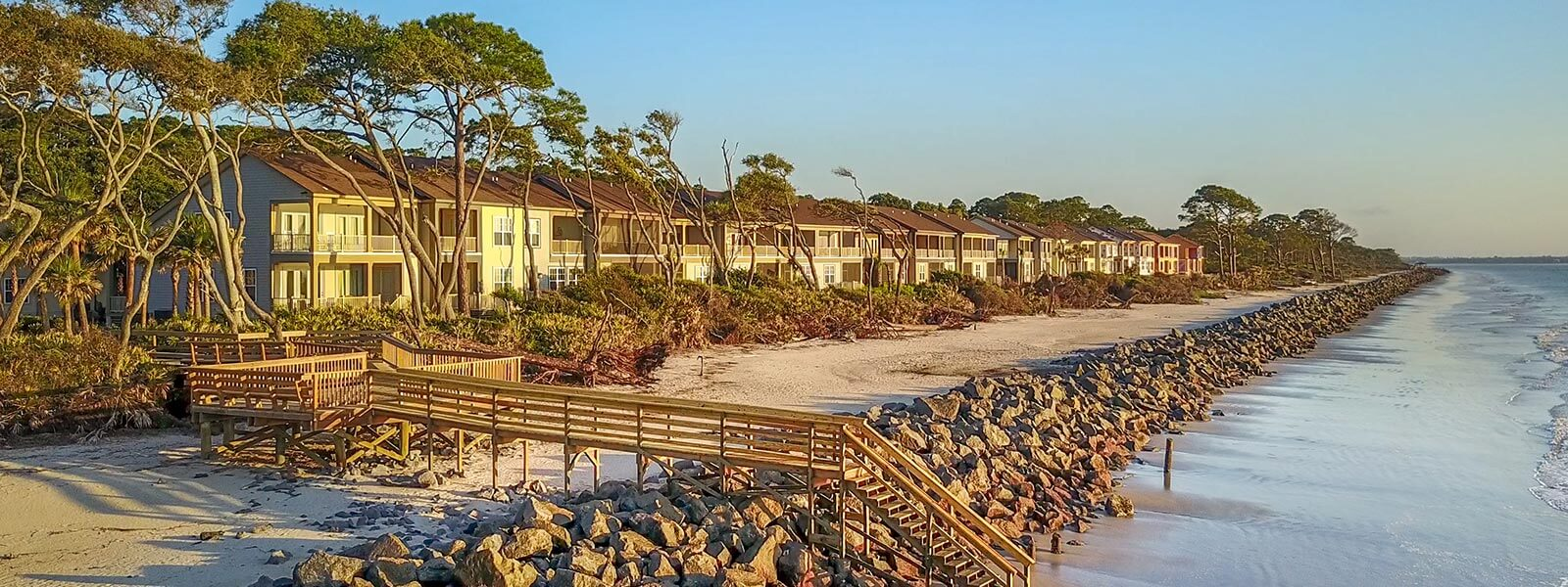 Beach Vacation Rentals on the Golden Isles