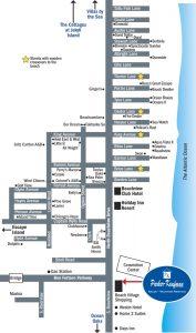 Jekyll Island Map