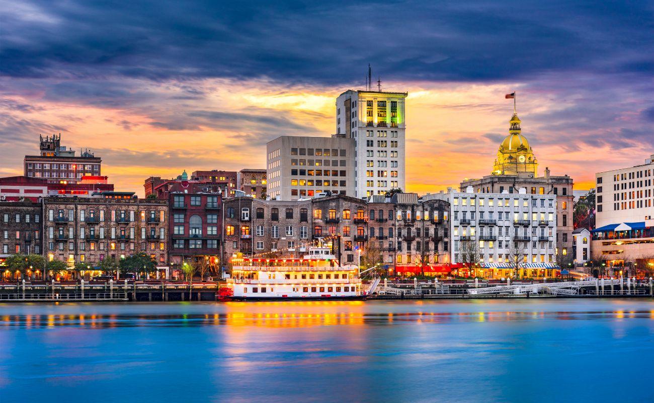 Enjoy a Day Trip to Savannah, GA During Your Jekyll Island Vacation
