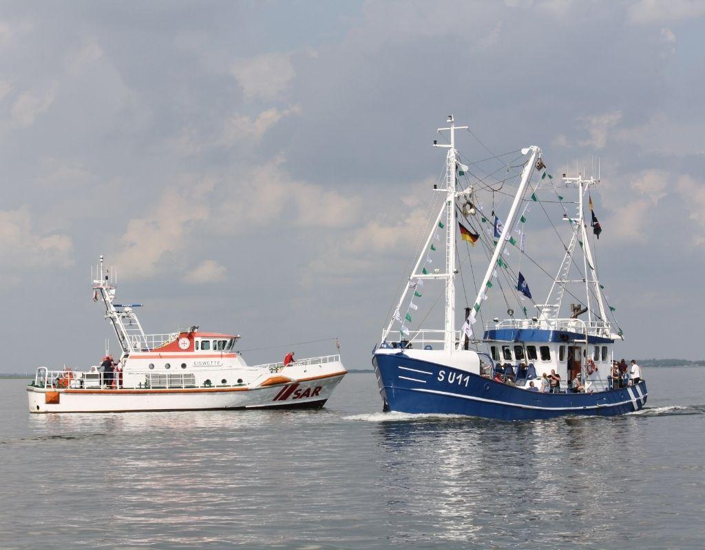 shirmp boat jekyll island