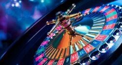roulette casino wheel